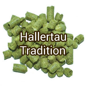 Хмель Hallertau Tradition